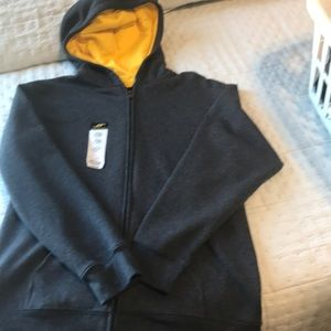 Other - Zip-up hoodie boys XL